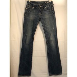 Miss Me Jeans Boot Cut Womens Sz 27